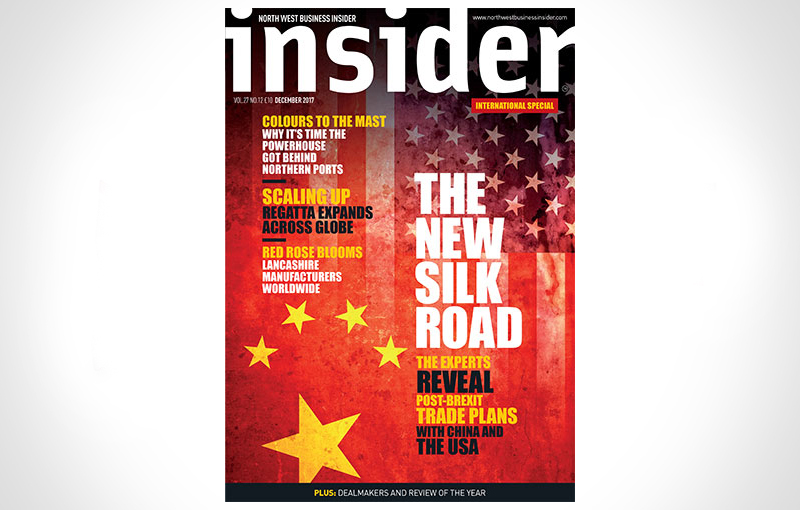 North West Business Insider Magazine Front Cover